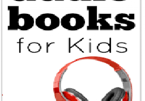 Childrens audio books